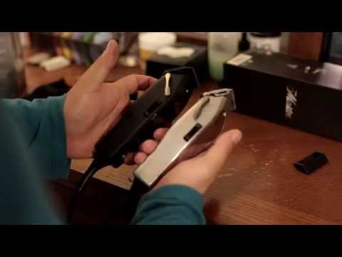 Andis Black Label Masters/ Pro foil Electric Shaver Unboxing from YouTube · Duration:  5 minutes 2 seconds