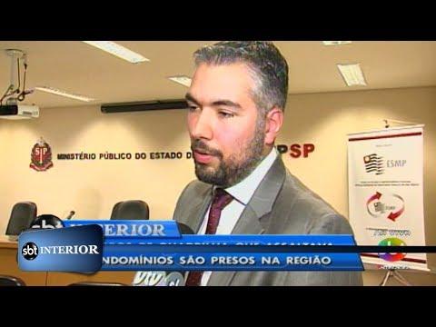 Operação deflagrada pelo Gaeco em Campinas cumpre mandados na região