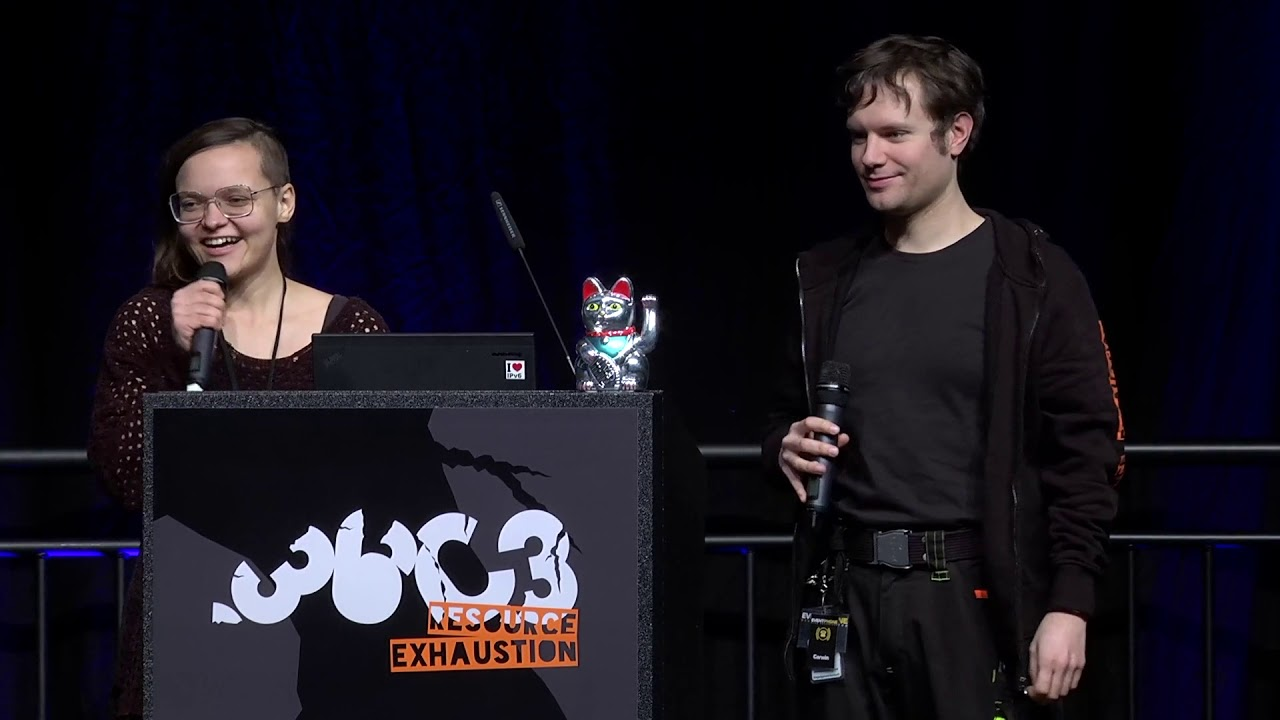 Download 36C3 -  36C3 Infrastructure Review