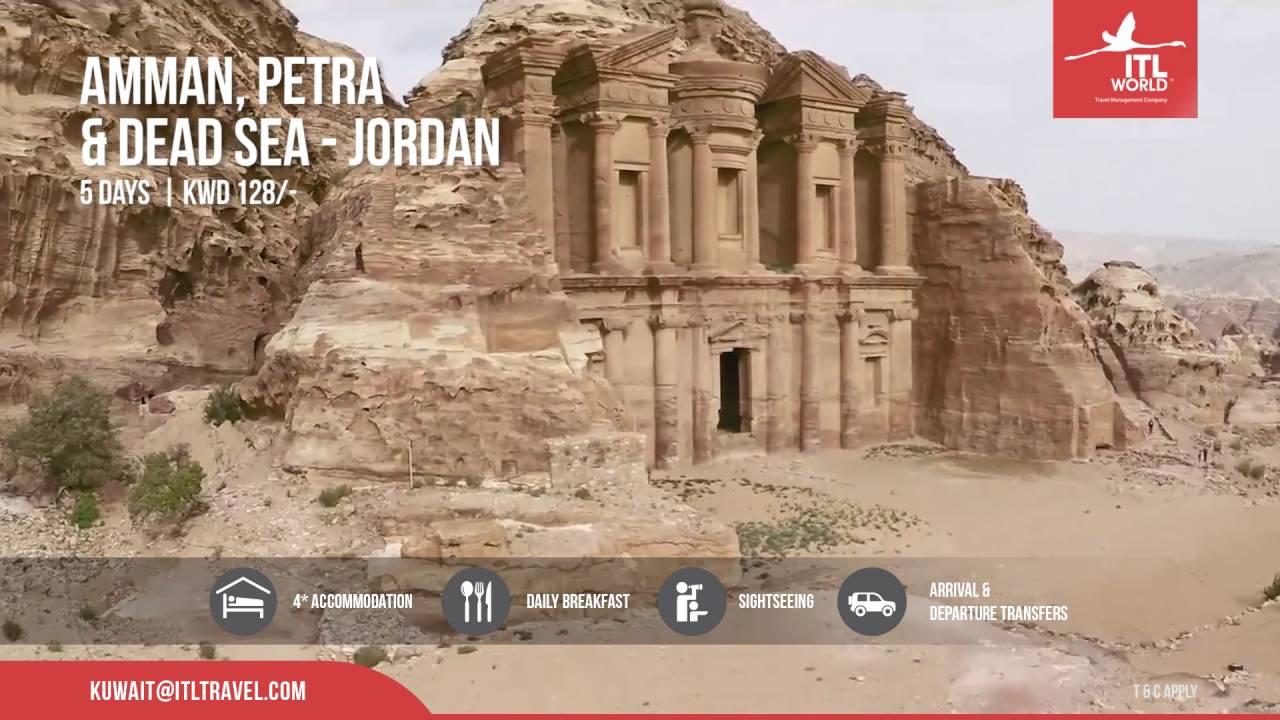 ITL World - KUWAIT Eid Al Adha Offer: Jordan (English)