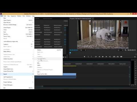 How to Remove Background Noise From Video Using Audacity