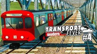 TRANSPORT FEVER #4: Die Hochbahn kommt! I Transport Fever modern