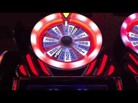 Quick Hits Cash Wheel Max Bet Wheel Spin Bonus Luxor Casino Las Vegas