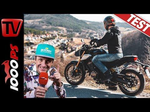 Honda CB 650 R 2019 Test - Erste Erfahrungen und Vergleich - Sound und TopSpeed Check