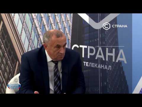 Глава Удмуртской Республики Александр Соловьев | Интервью | Телеканал Страна