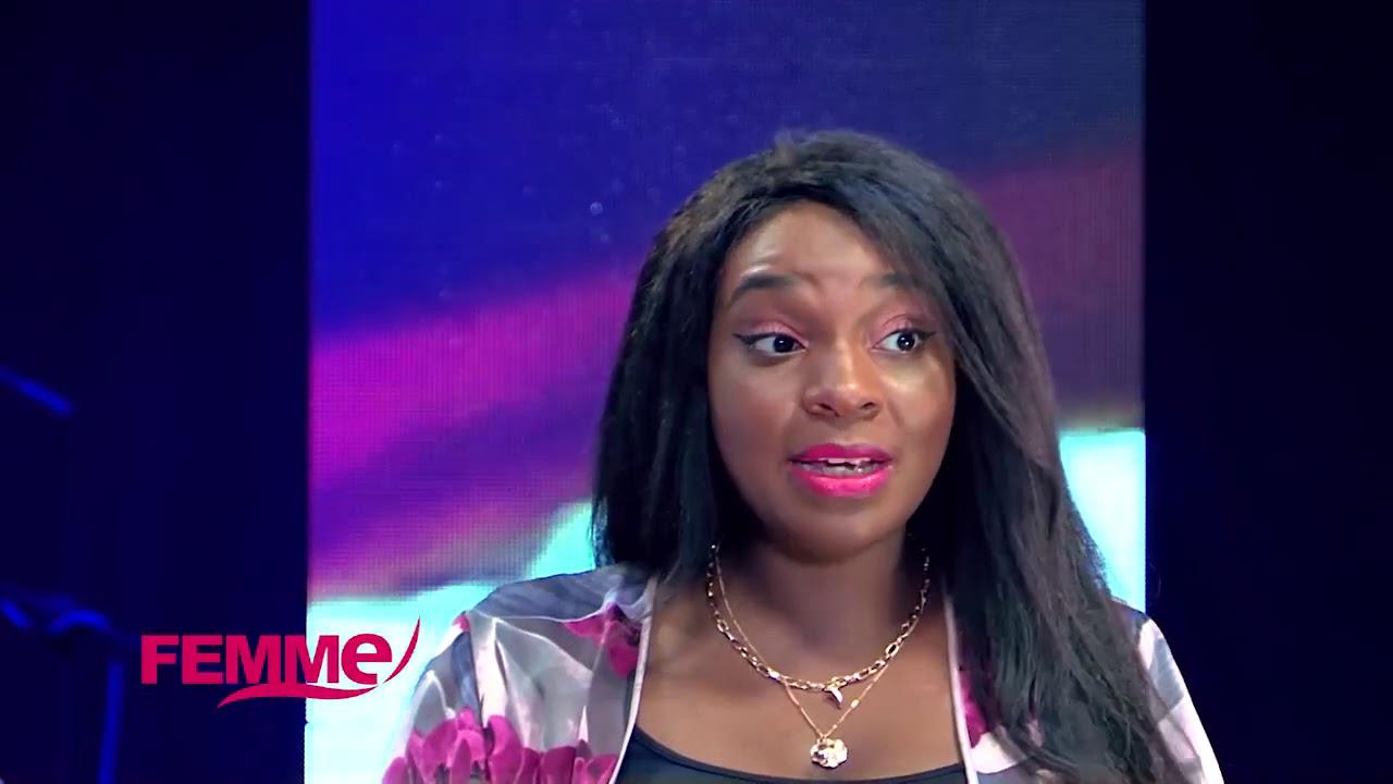Emission FEMME sur B-ONE Tisya Mukuna au micro de FEZA MICKA