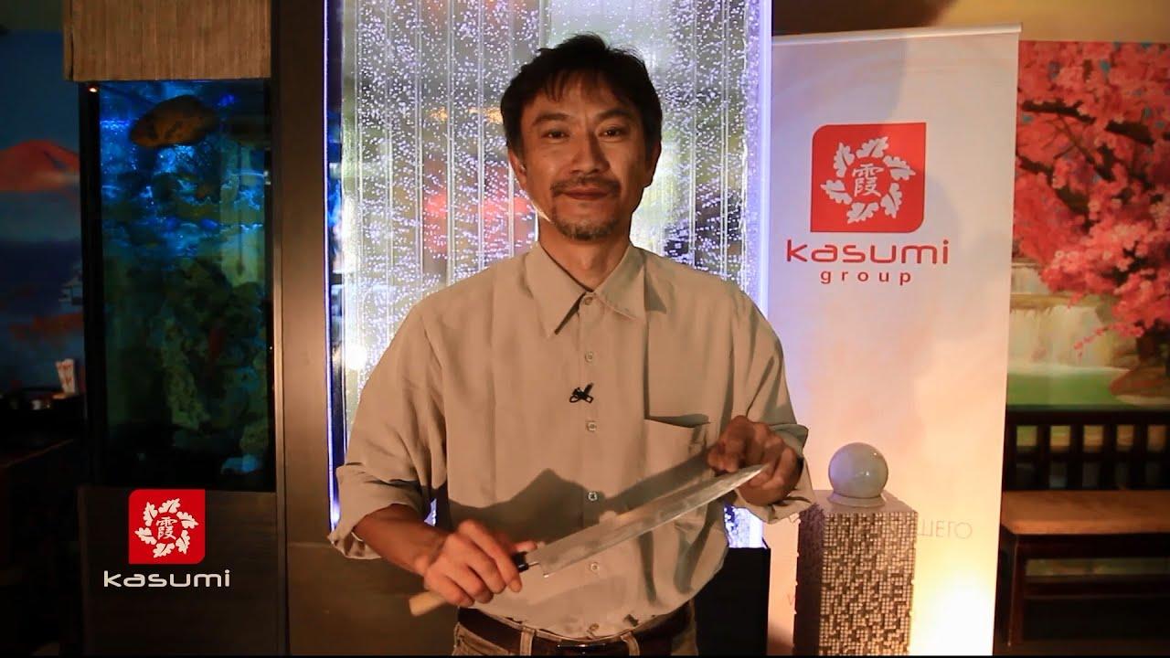 Мастер классы по ножам
