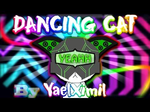 Dancing cat Geometry Dash 2.1