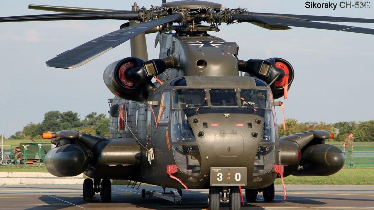 Sikorsky CH-124 CH-53 CH-53E