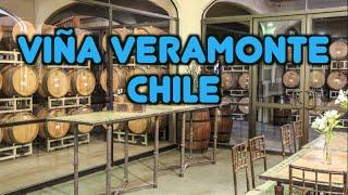 Viña Veramonte - Wine House - Casablanca - Chile