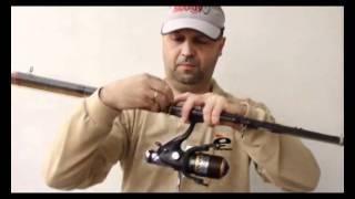 Ribolov # 267 Kako sklopiti vrh fider štapa - Stafaband