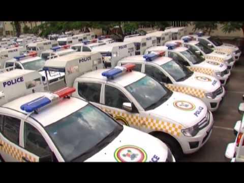 BABATUNDE RAJI FASHOLA AND SECURITY IN LAGOS STATE