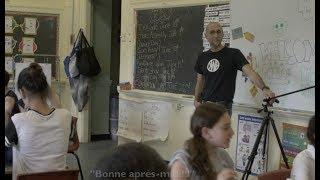 DWP Visits School WPS - Paolo Morrone