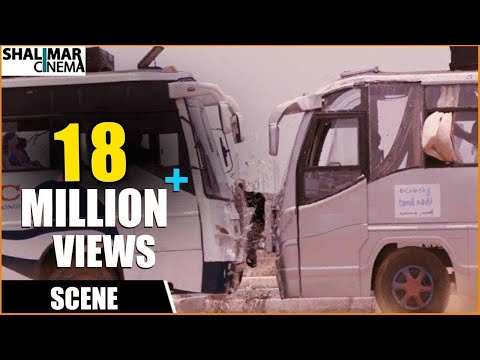 Journey Movie Climax Bus Scene || Jai, Anjali, Ananya, Sharvanand