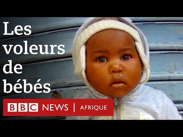 Les voleurs de bébés - BBC Africa Eye