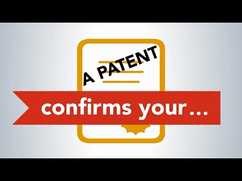 What is a patent? (Canada)