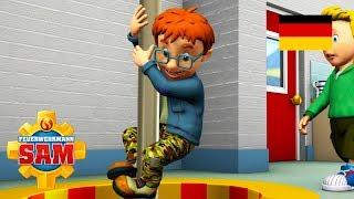 Feuerwehrmann Sam Deutsch Neue Folgen | Normans Arche - Spannende Luftrettung Kinderfilm