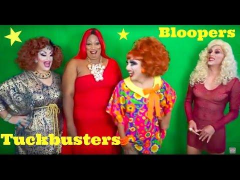Tuckbusters Bloopers - Ghostbusters parody