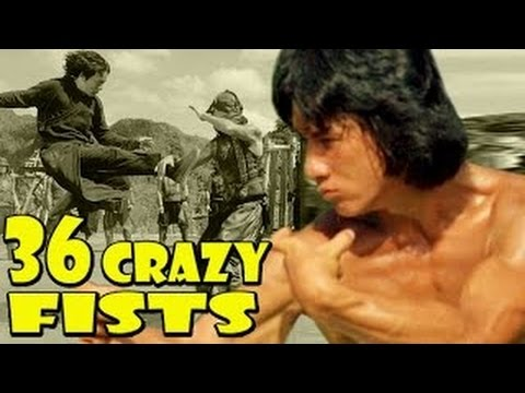 Download Jackie Chan's The 36 Crazy Fists  - जैकी चैन  द 36 क्रेजी फिस्ट Full Length Action Hindi Movie - HD