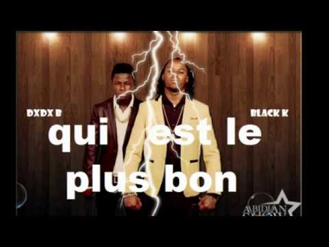 BLACK K vs DIDI B le plus bon versace