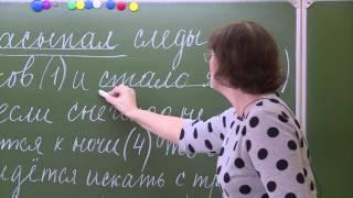 Видеоурок «Готовимся к ЕГЭ по русскому языку.Задание №19 на ЕГЭ»