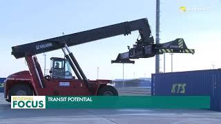 Казахстан развивает транзитный потенциал