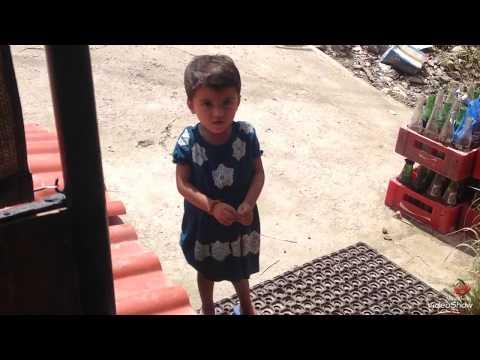 Funny Nepali Cute Girl on a Cafe  (English Subtitle)
