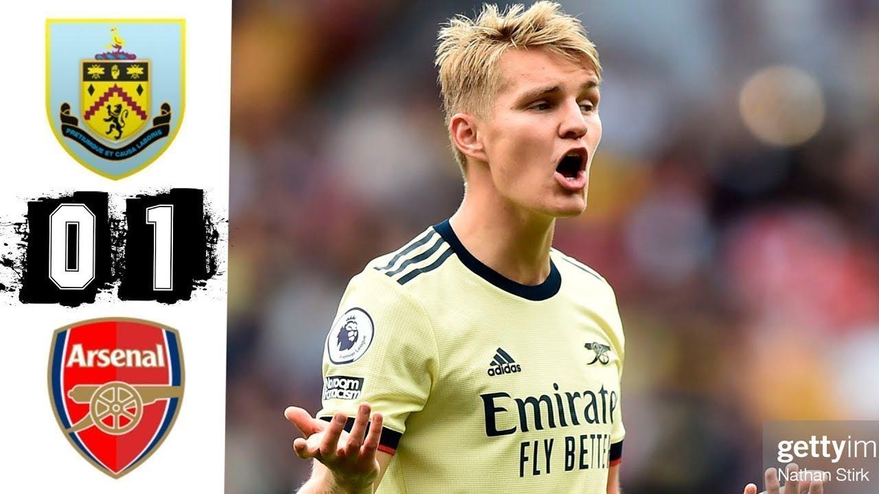 Download Arsenal vs Burnley 1 - 0 | Premier League | Full Match Highlights