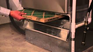 How To - Change your furnace filter