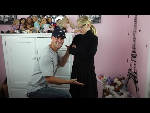 "Meghan Trainor ""NO"" Parody - Dad & Daughter Spoof"