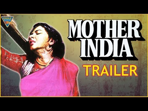 Unseen Trailers | Mother India(1957) Hindi Classical Movie Trailer | Nargis, Sunil Dutt | Hd Trailer