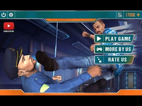 Gangster Jail Escape 3D GBT New Prison Game 2019 New Playstore Games