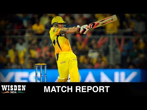 IPL 2015 Match Report | MI v CSK | McCullum, Smith make mockery of chase | Wisden India