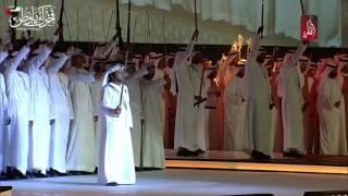 أروع عازي للفنان عيضه المنهالي (النسخة الأصلية) | (أوبريت فخرك يا وطن) | اليوم الوطني الـ45