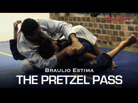 Braulio Estima - The Pretzel Pressure Pass