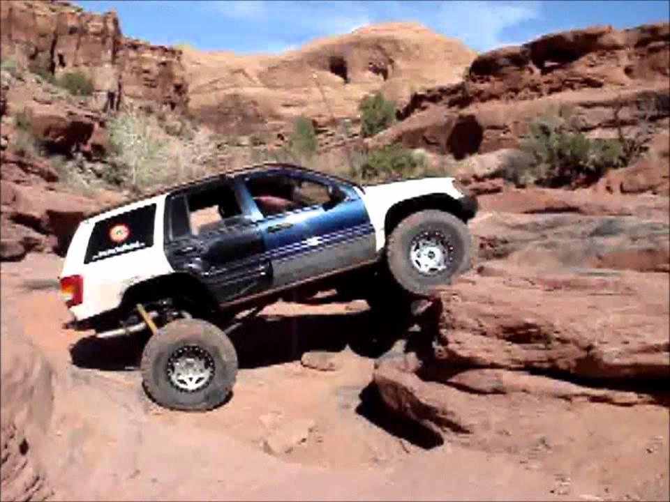 Iron Rock Off Road - Easter Jeep Safari 2012