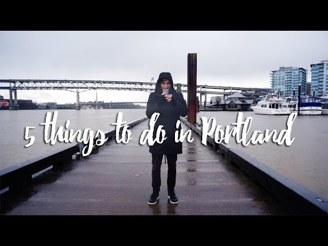 Thumbnail: 5 Things to do in Portland