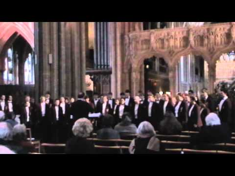 Let The People Praise Thee O God -  Bristol Cathedral Live