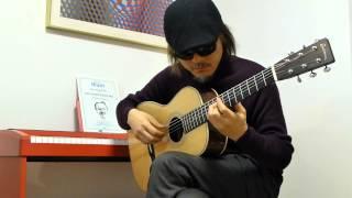 Bachianinha N° 2 (Paulinho Nogueira) - Solo Guitar