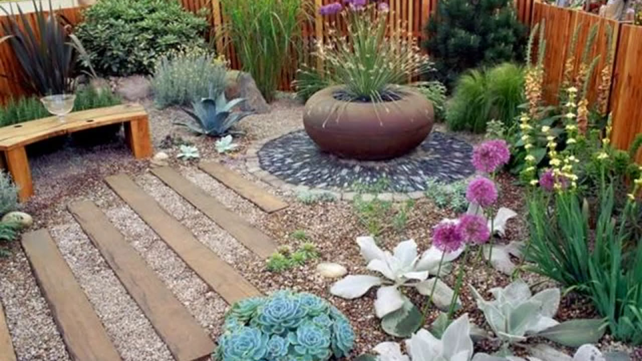 Mediterraner Garten Anlegen - YouTube