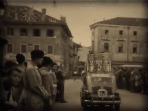 CODROIPO 1961 - Giro d'Italia del centenario - Piazza Garibaldi