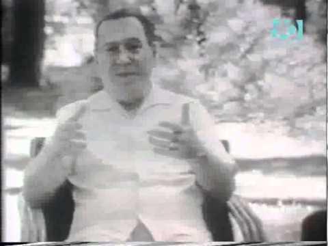 Perón hablando de Economía