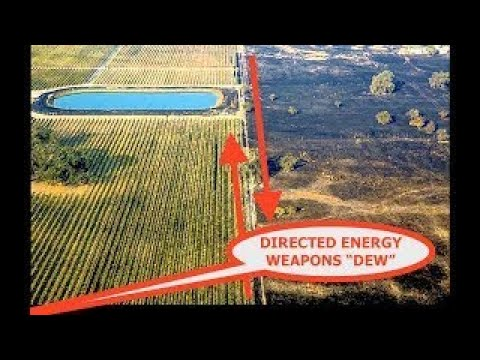 Unprecedented California Wildfires Started with Directed Energy Weapons vesves 5G Latest Analys - Th