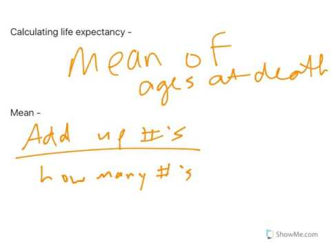 Descriptive Stats: LIfe Expectancy (8)