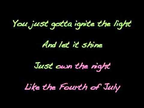 Firework - Katy Perry Lyrics