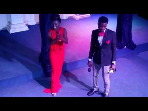 Theokrane Performs at Miss Tertiary Institution 2016