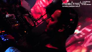 Moody Night - 1st Birthday w/ Max Demand