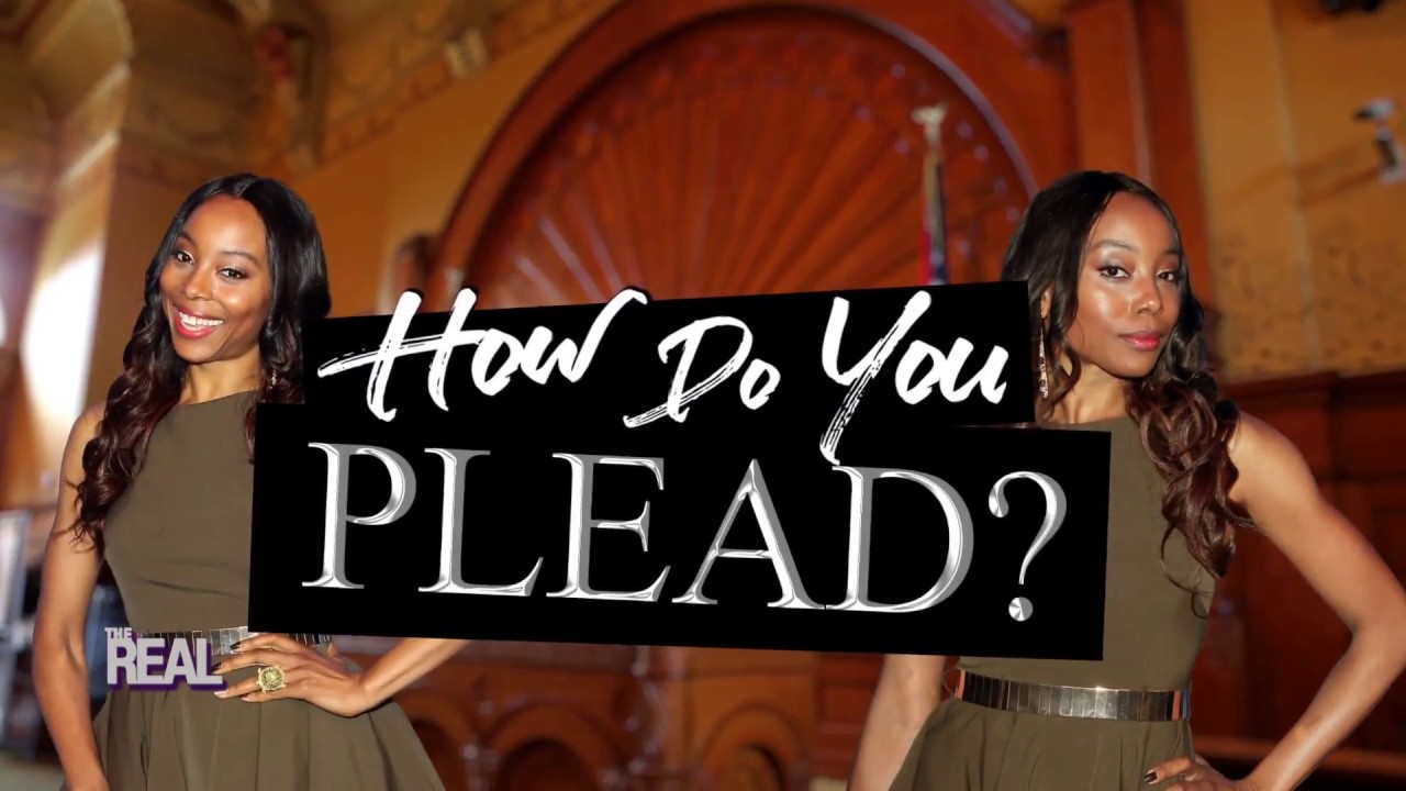 How Do You Plead? With Erica Ash!