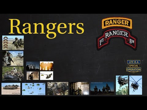 75th Ranger Regiment Explained – What Is A Ranger?