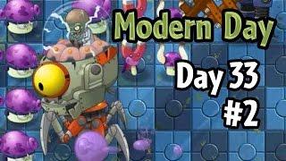 Plants vs. zombies ANIMATION Lost City PART 4 (Parodia) Modern Day Cartoon